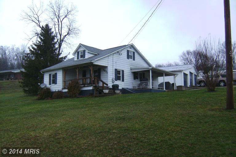 2921 Path Valley Road, Fort Loudon, PA, 17224 -- Homes For Sale