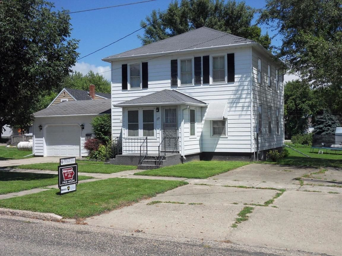 107 north 3rd street breda ia for sale 54 900 for Home builders iowa