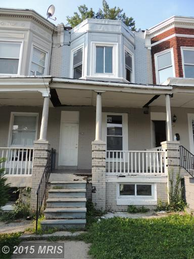 3025 Grayson Street, Baltimore, MD, 21216 -- Homes For Sale