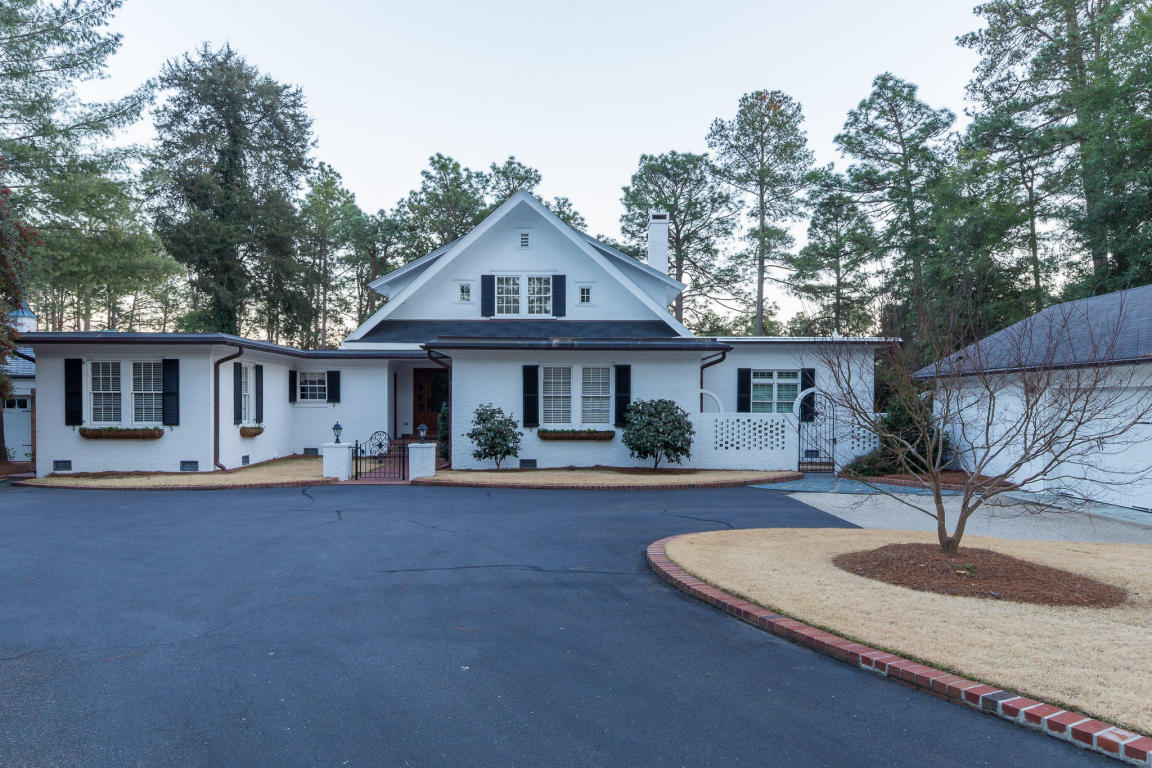 100 midland road pinehurst nc for sale 1 150 000 for Midland home builders