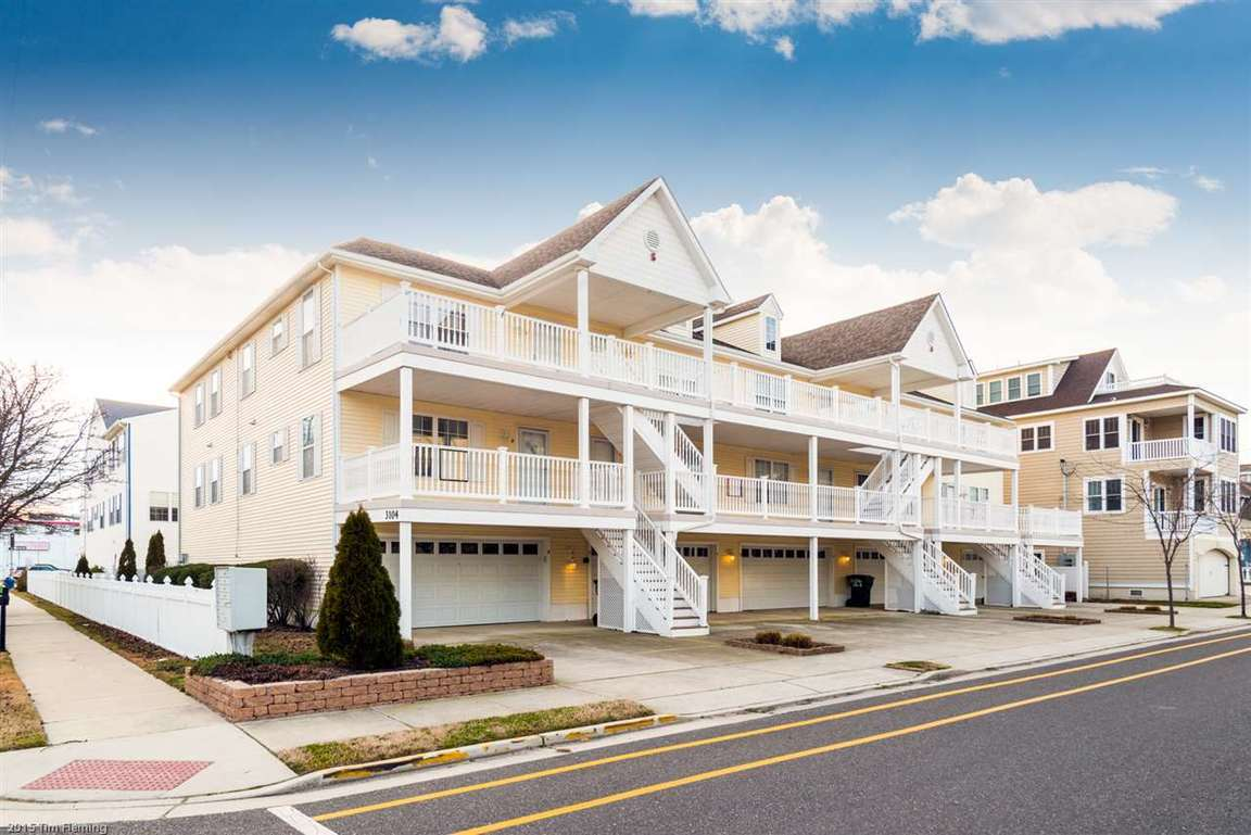3102 ocean h wildwood nj for sale 289 900 for Nj house builders