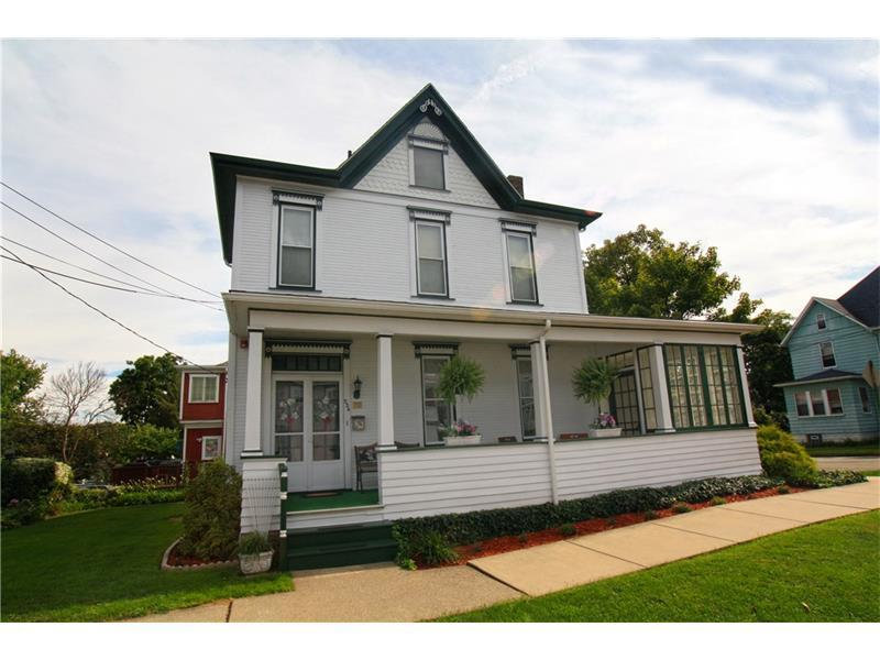 332 brandon street city of greensburg pa for sale for Home builders greensburg pa