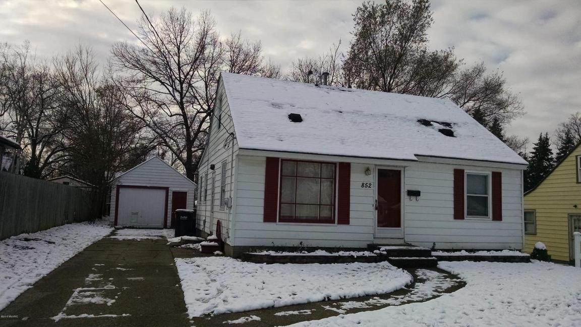 852 Muriel Street Sw Wyoming Mi 49509 For Sale