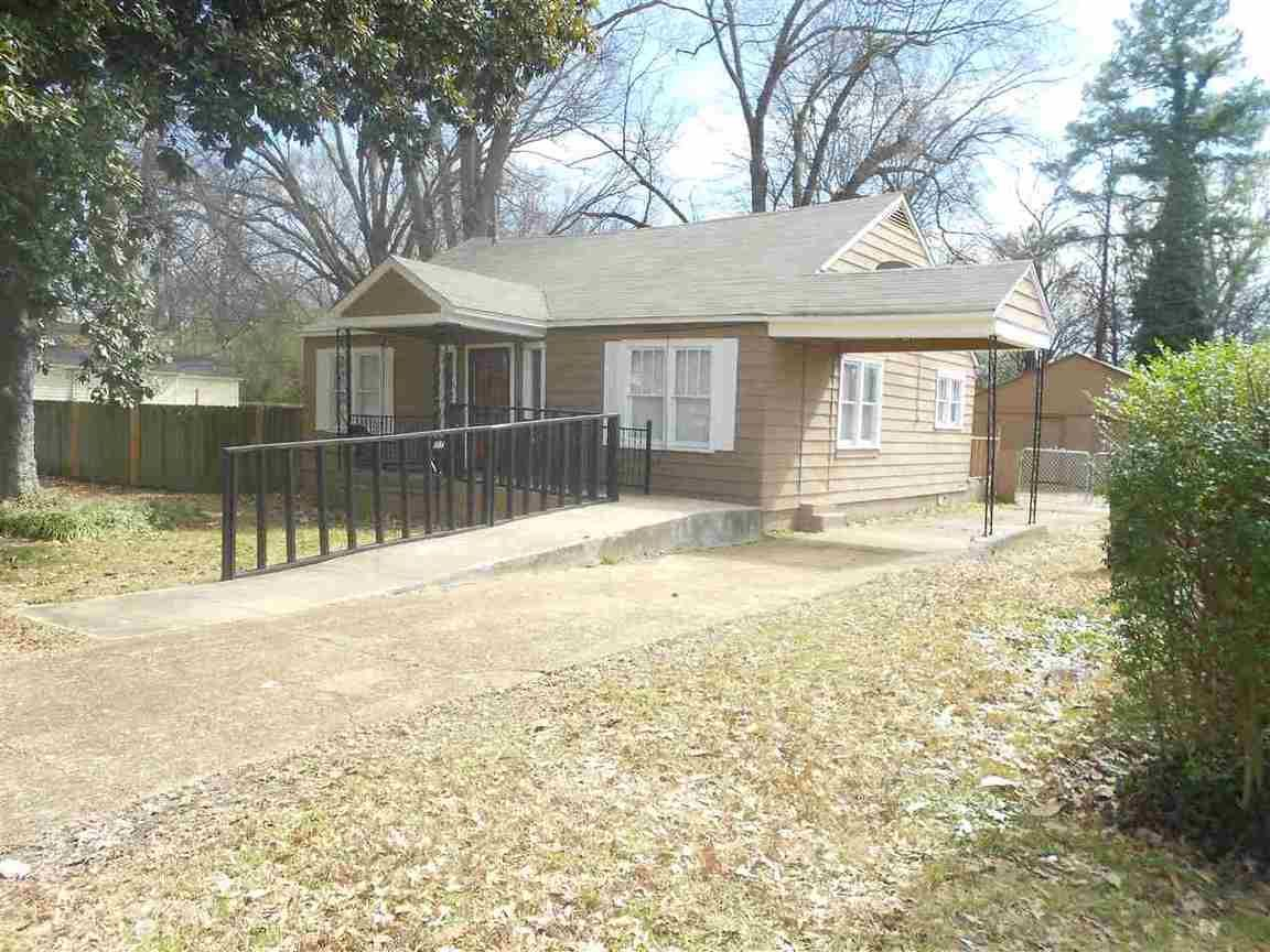 3607 vanuys rd memphis tn for sale 75 000 for Homes for 75000