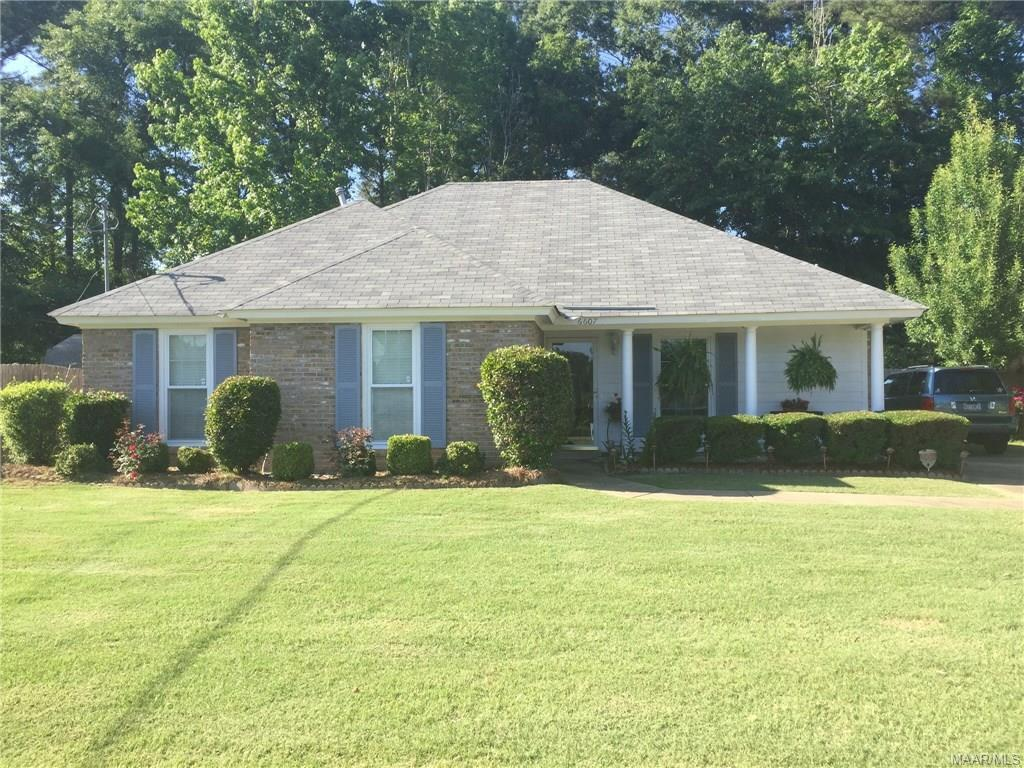 6607 Larkspur Court Montgomery Al For Sale 123 900