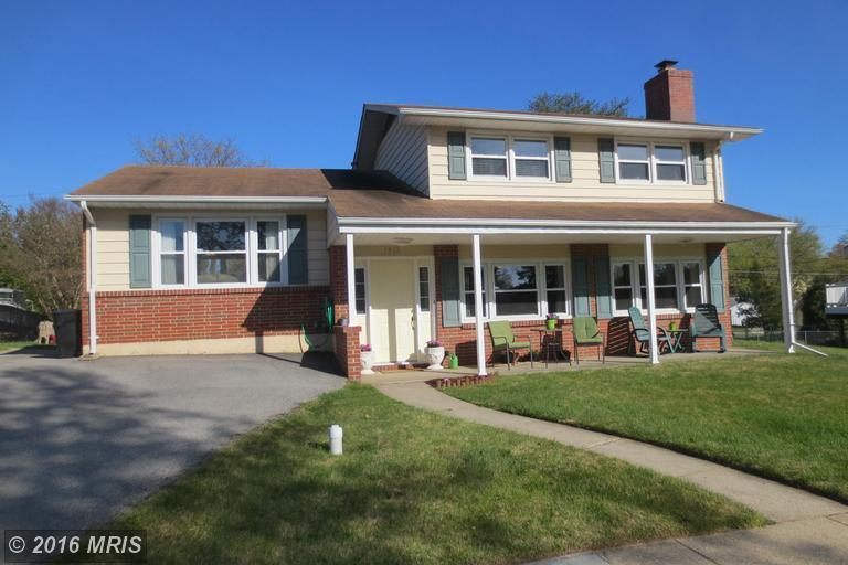 1412 mount airy road rosedale md 21237 for sale