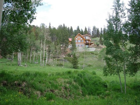 224 Six Elk Ct, Red Feather Lakes, CO, 80545 -- Homes For Sale