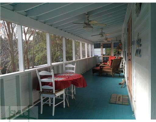 28 Solomon Ave, Tybee Island, GA, 31328 -- Homes For Sale