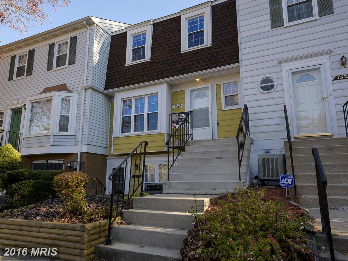1521 marlborough ct crofton md for sale 229 900 for Ct home builders
