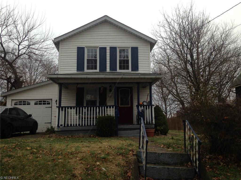 612 Guy St Northwest Massillon Oh For Sale 58 000