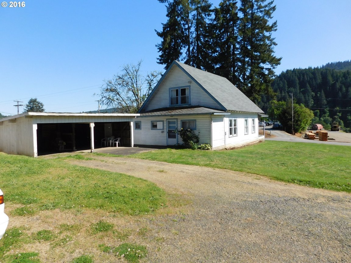Homes For Sale In Noti Oregon