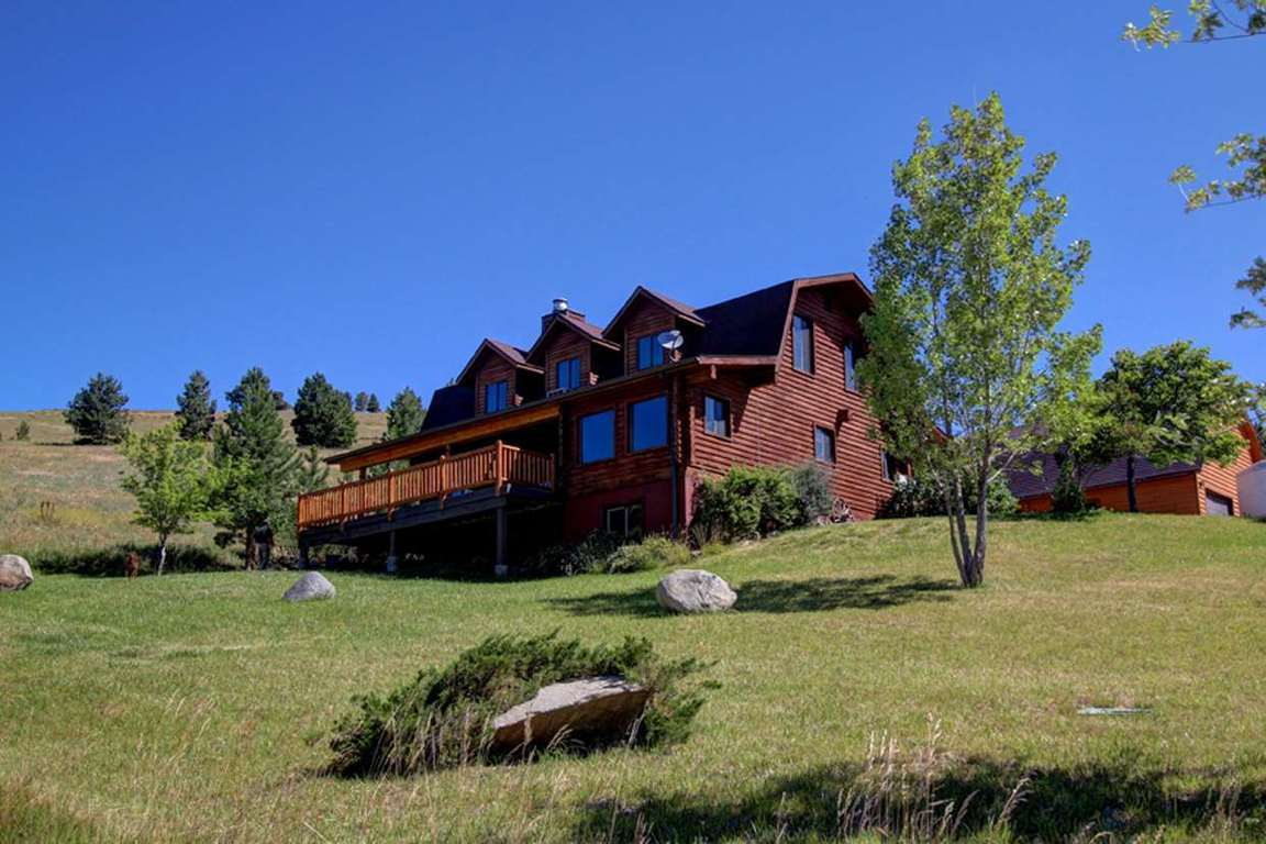 470 Holmes Gulch Road Helena Mt For Sale 385 000