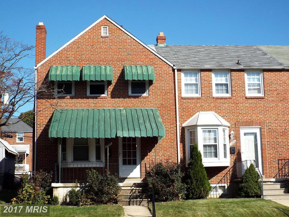 1634 hardwick rd baltimore md for sale 182 500 for Baltimore houses for sale