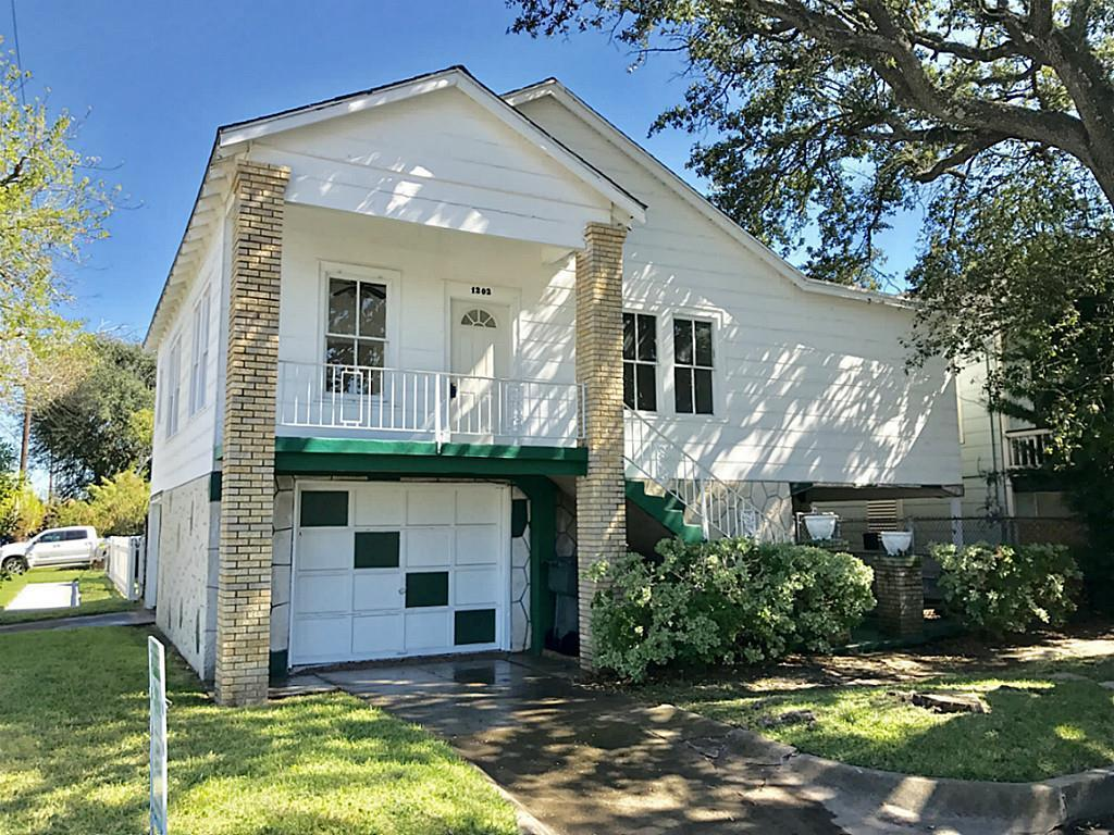1202 17th Street Galveston Tx For Sale 169 000
