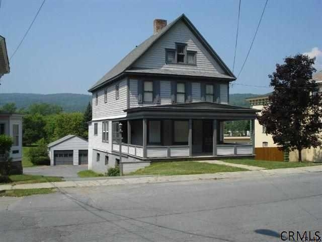 48 Williams St, Whitehall, NY, 12887 -- Homes For Sale