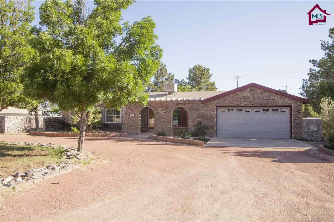 5131 mimosa lane las cruces nm for sale 199 900 for Home builders in las cruces nm
