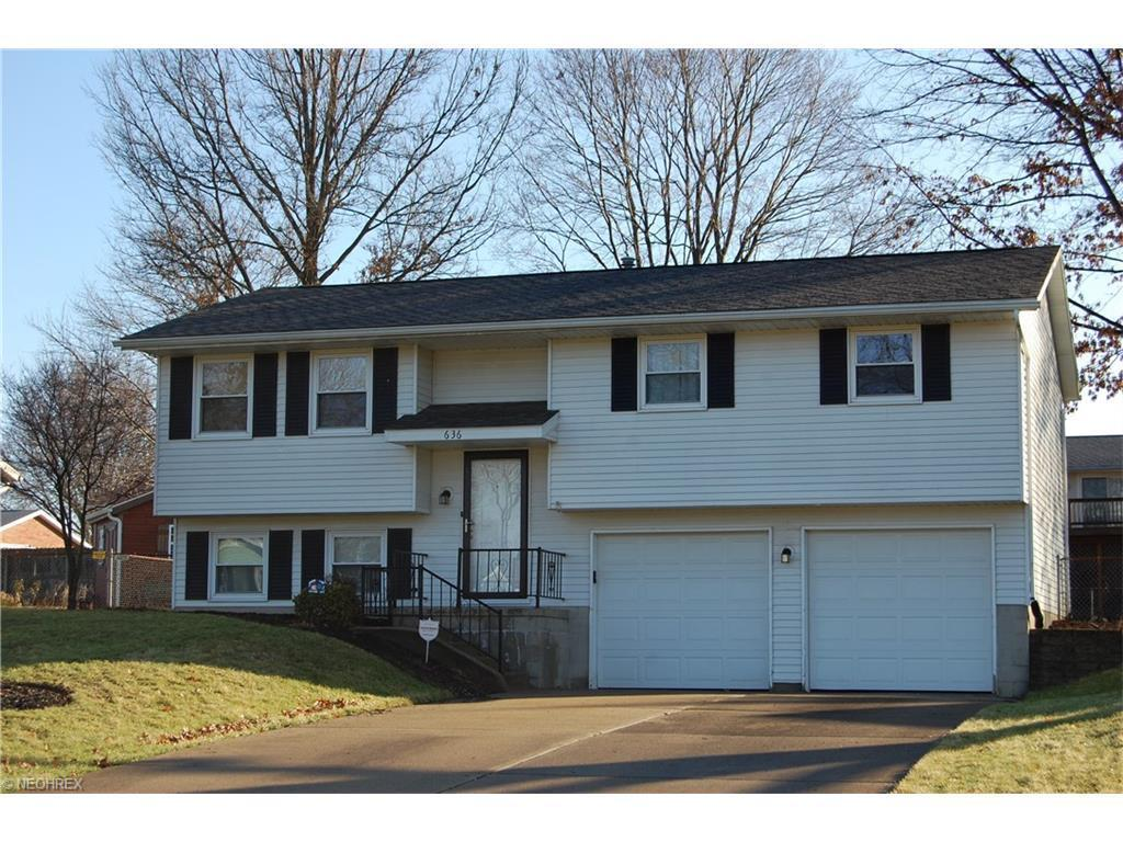 636 Kolpwood Ave Northwest Massillon Oh For Sale
