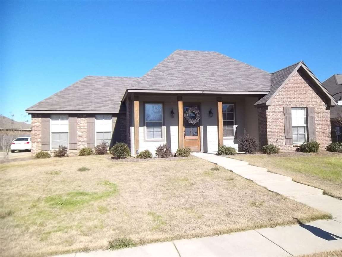 130 millhouse dr madison ms 39110 for sale for Home builders madison ms
