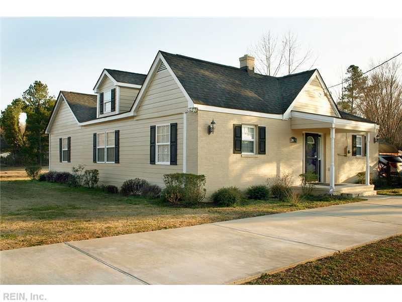20436 Campbell's Chapel Dr., Carrollton, VA, 23314 -- Homes For Sale