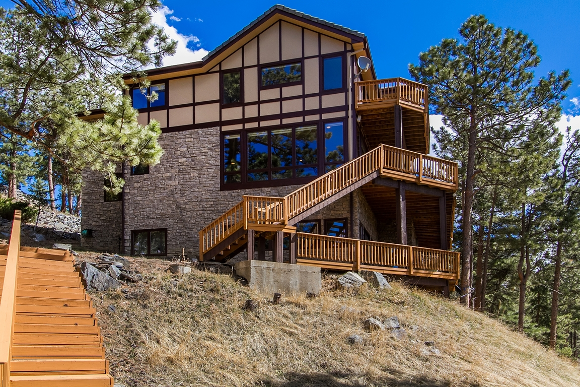 Evergreen Colorado Homes For Sale With Mother In Law