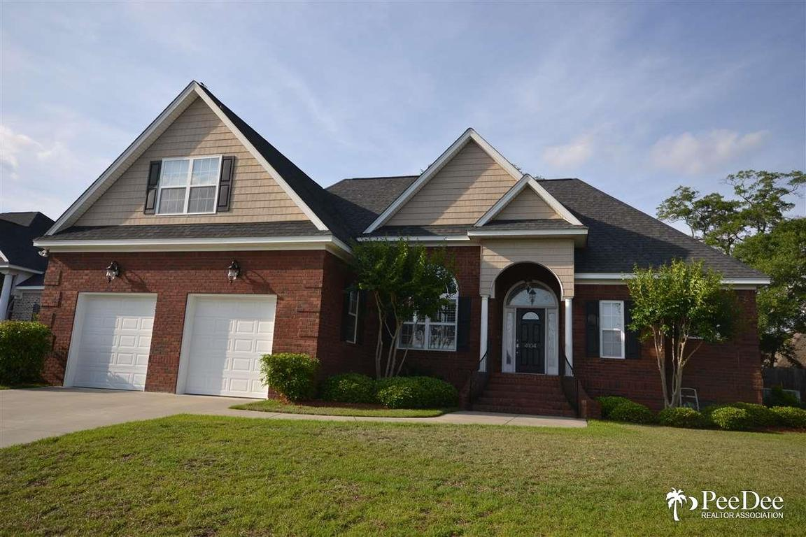 4104 Conner Drive Florence Sc 29501 For Sale