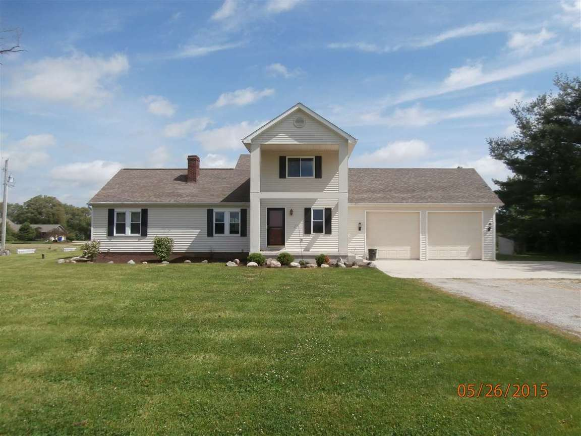21909 Ward, Woodburn, IN, 46797: Photo 1