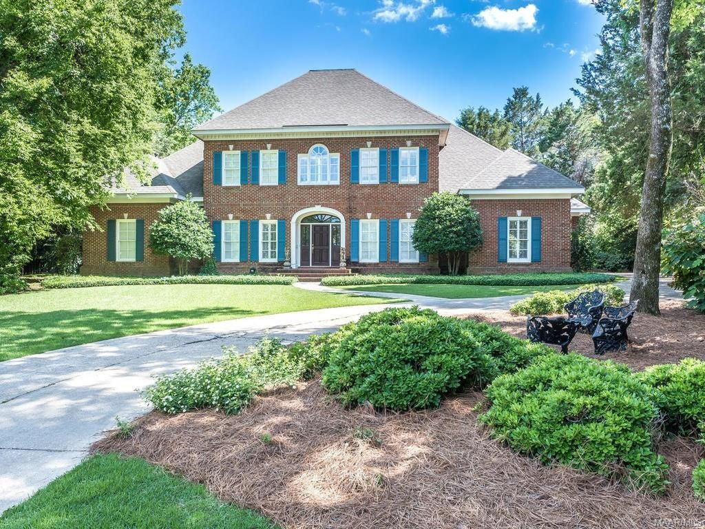 3216 Colline Close Montgomery Al For Sale 410 000