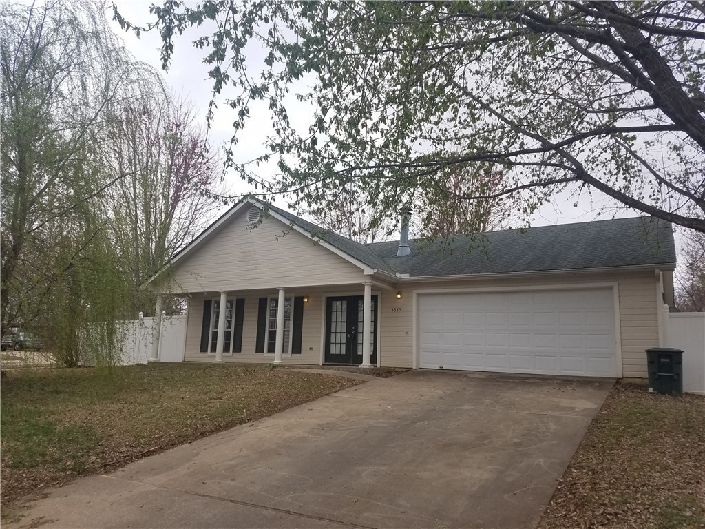 3345 Essex Dr Fayetteville Ar For Sale 175 000