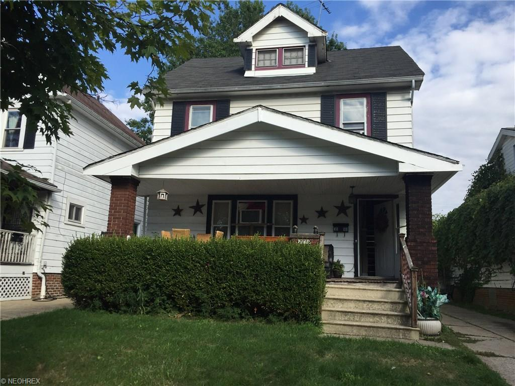 3599 West 129th St Cleveland Oh For Sale 37 000