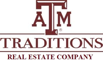 Agent: Traditions Real Estate, BRYAN, TX