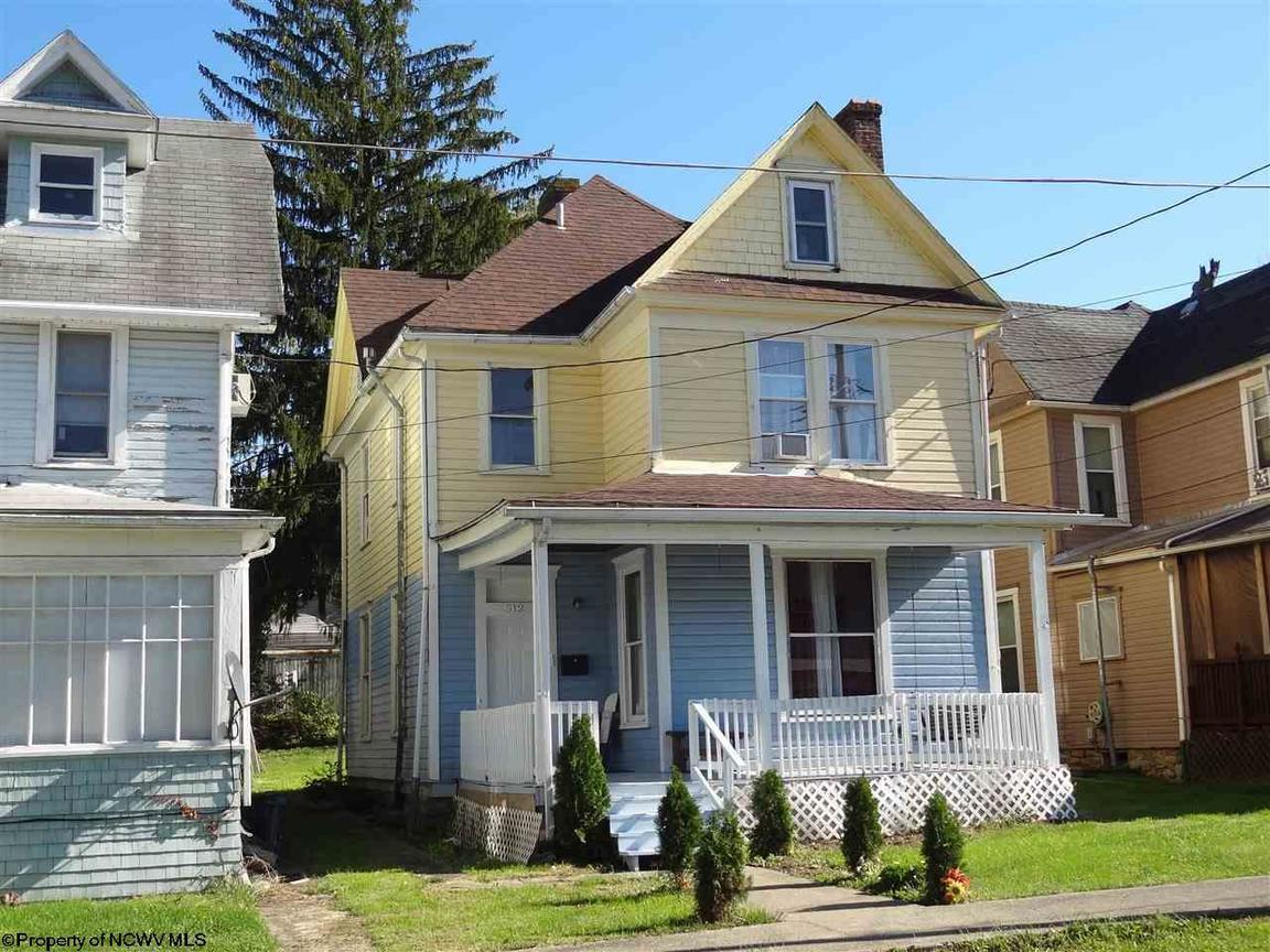 512 benoni avenue fairmont wv for sale 75 000 for Homes for 75000