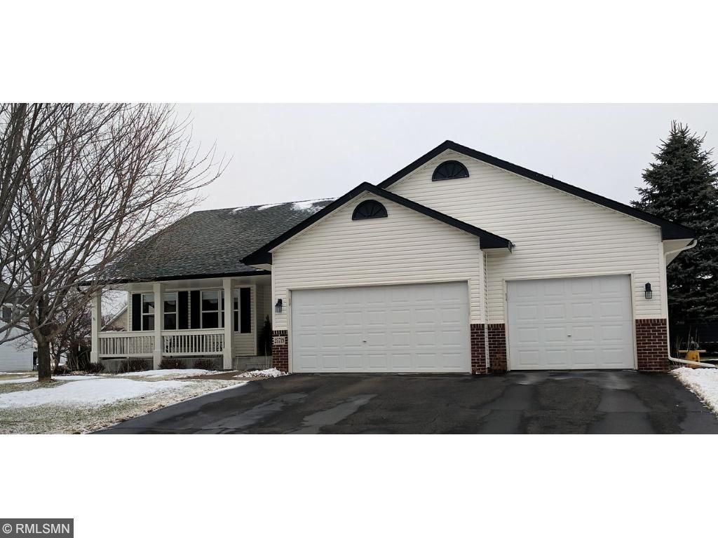 25739 Friesland Court Wyoming Mn For Sale 279 000