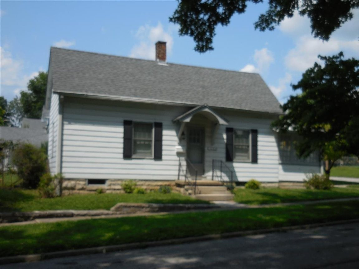 1603 15th Street, Bedford, IN, 47421 -- Homes For Sale