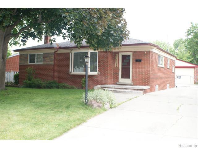 Homes For Rent In South Redford Mi