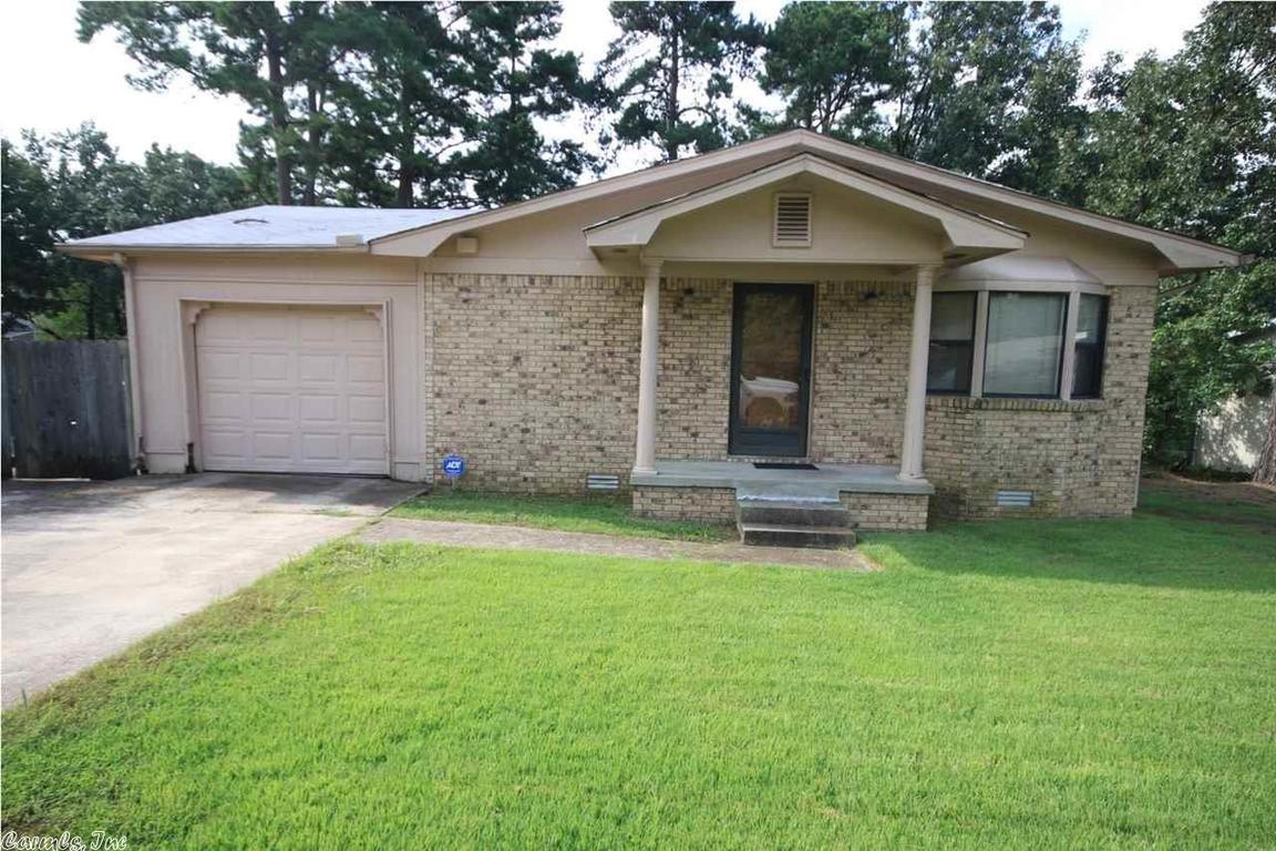 9201 duke drive little rock ar for sale 79 900 for Cost to build a house in little rock