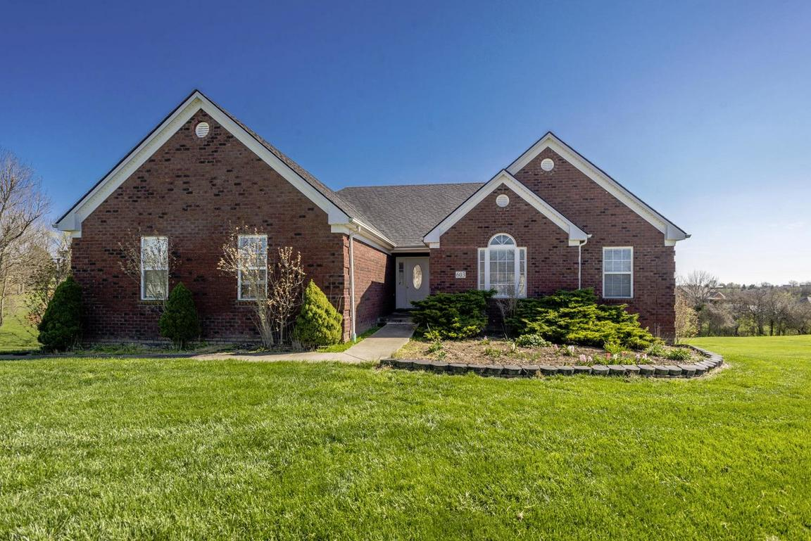 603 maple ridge drive richmond ky 40475 for sale for Home builders richmond ky