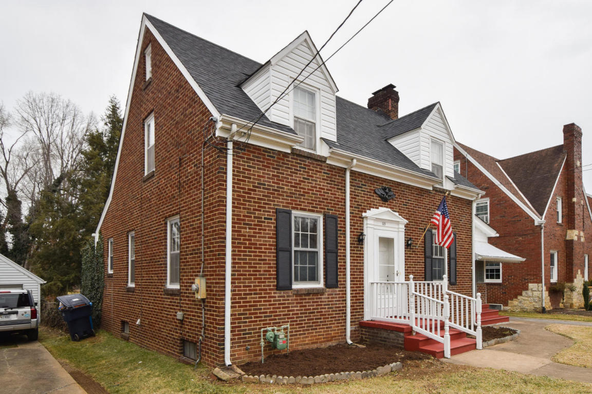 3205 Forest Hill Ave Roanoke Va 24012 For Sale