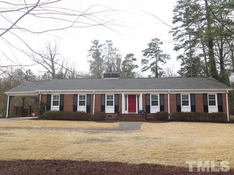 5305 Parkwood Drive Raleigh Nc 27612 For Sale
