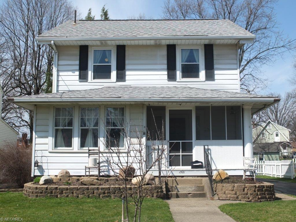 1521 18th St Northwest Canton Oh 44703 For Sale