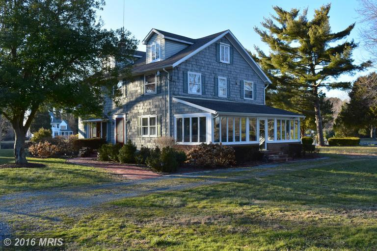 saint michaels md waterfront homes for sale