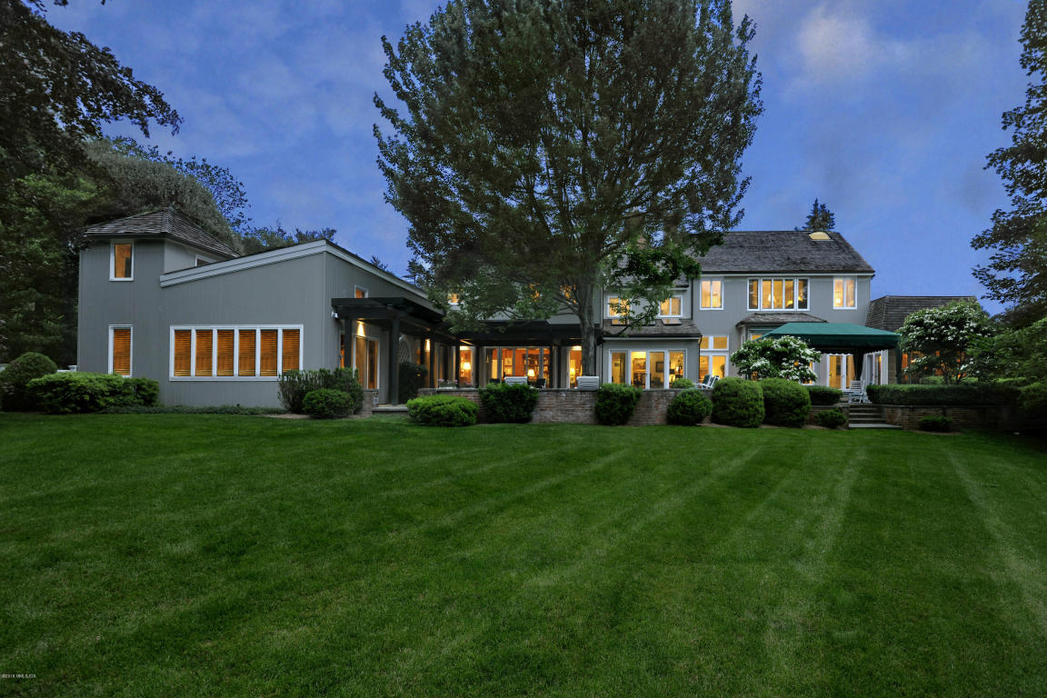 3 old mill road greenwich ct for sale 3 450 000 for Connecticut home builders