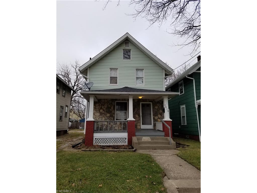 2619 Clyde Pl Southwest Canton Oh For Sale 595