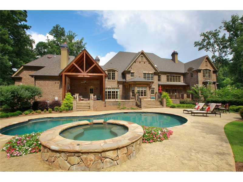 860 Foxhollow Run, Alpharetta, GA, 30004 -- Homes For Sale