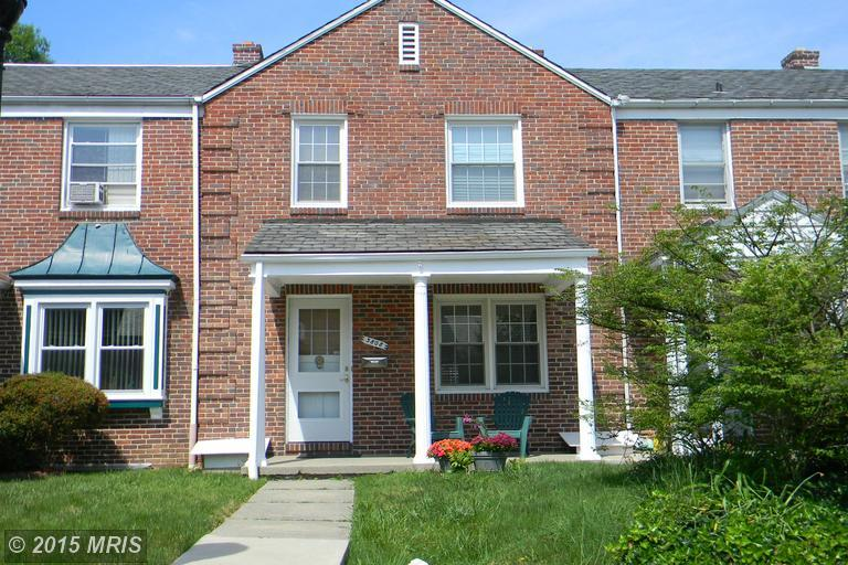 3808 ednor road baltimore md 21218 for sale for Baltimore houses for sale