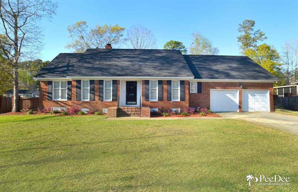 869 Ivanhoe Drive Florence Sc 29505 For Sale