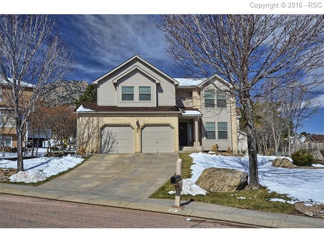 55 Langley Place Colorado Springs Co 80906 For Sale