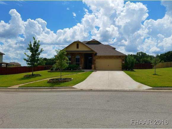 3904 Stone Creek Drive Harker Heights Tx For Sale