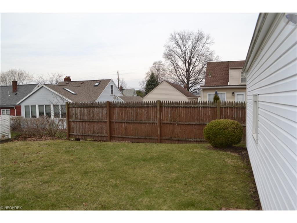 1615 23rd St Northwest Canton Oh 44709 For Sale
