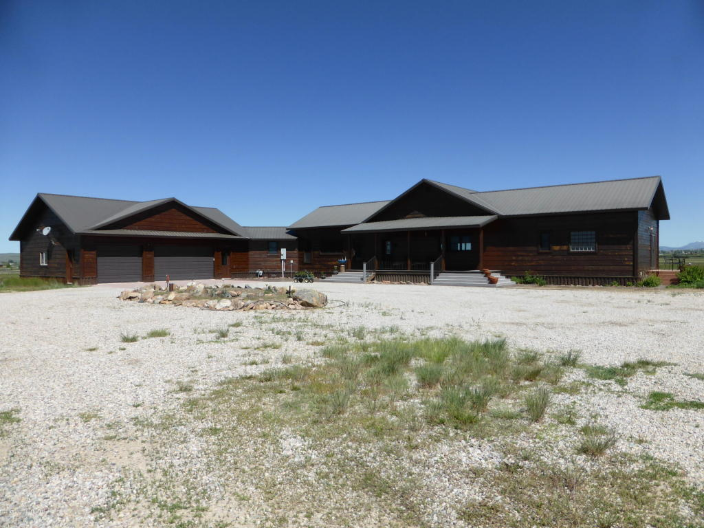 55 Old Brazzill Ranch Rd Pinedale Wy For Sale 525 000