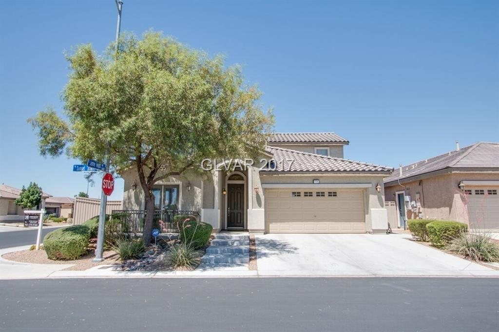 Model homes in aliante las vegas